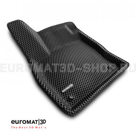 3D коврики Euromat3D EVA в салон для Volkswagen Passat B8 (2016-) № EM3DEVA-004510